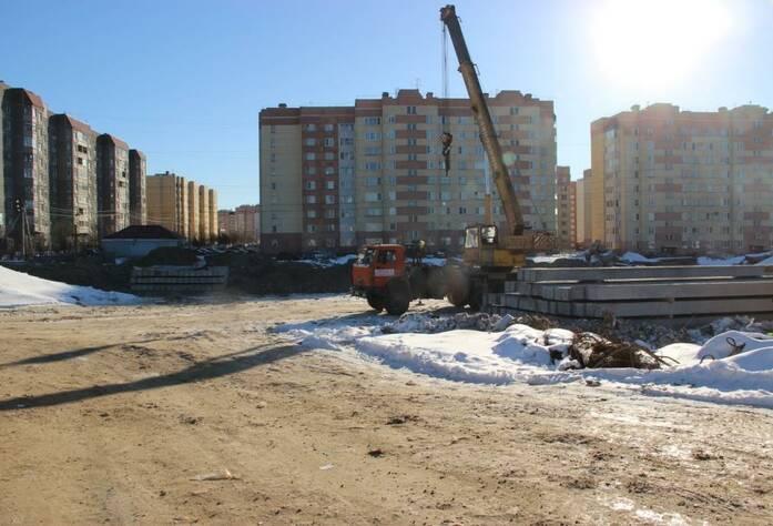 ЖК «Рябиновый сад» (февраль 2015)