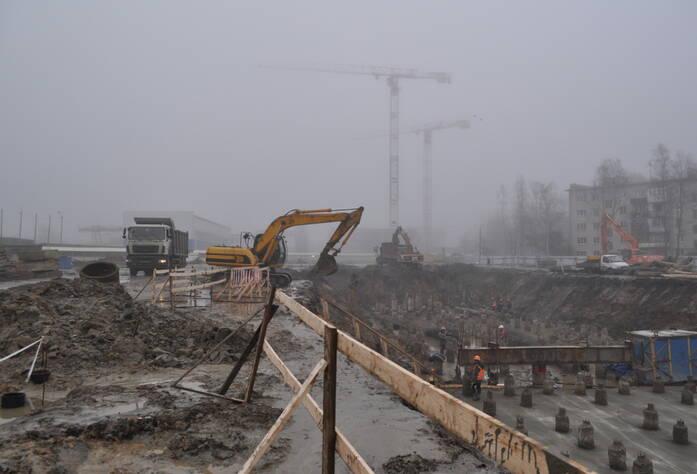 ЖК «Стереос» (март 2015)
