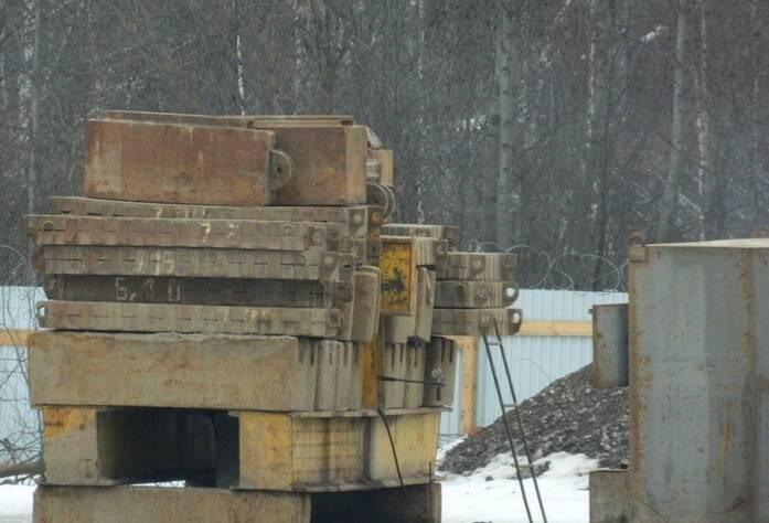 ЖК «Невские паруса» (февраль 2015)