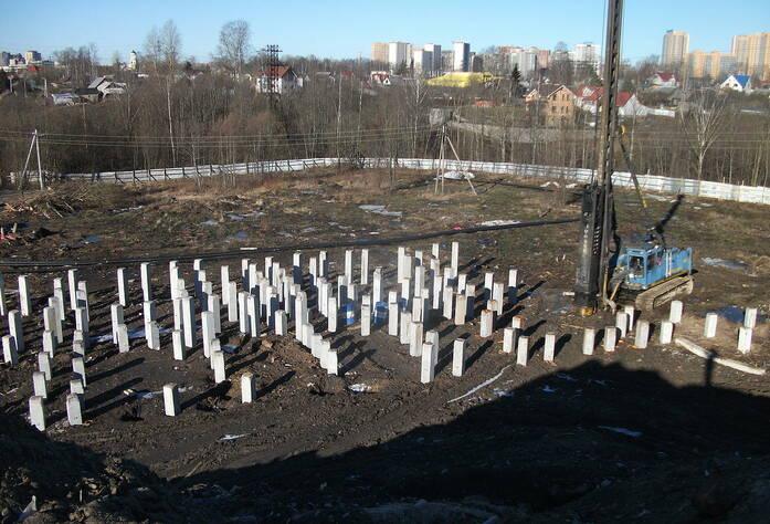 ЖК «Воронцов» (март 2015)