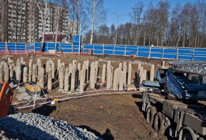 ЖК «Старая крепость» (март 2015)