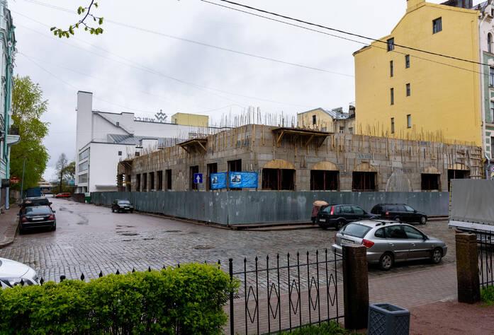 ЖК «Торкельская ратуша» (май 2015)