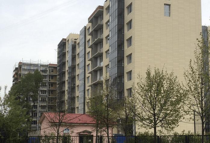 «Дом на Выборгской» (май 2015)