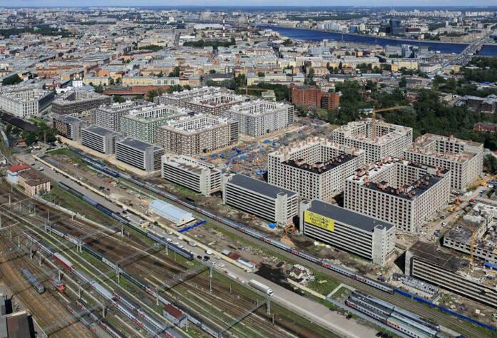 ЖК «Царская столица» (июль 2015)