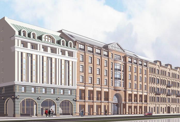 «Апарт-отель «Лиговский, 56»