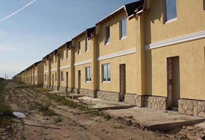 ЖК «Есенин Village» (август 2015)