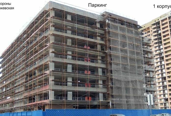 ЖК «Екатерининский» (август 2015)