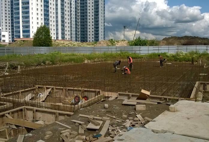 ЖК «Нева Парк» дом 1 (14.07.2015)