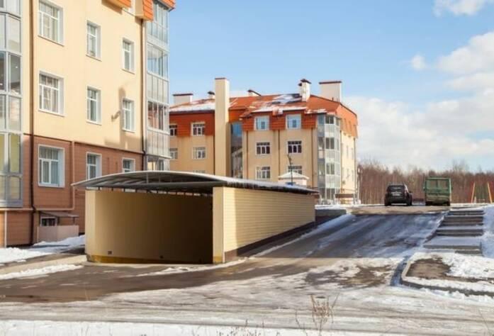 ЖК «Лесная дача» (февраль 2015)