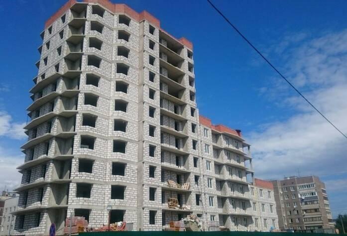ЖК «SKAZKA»: ход строительства (10.07.15)