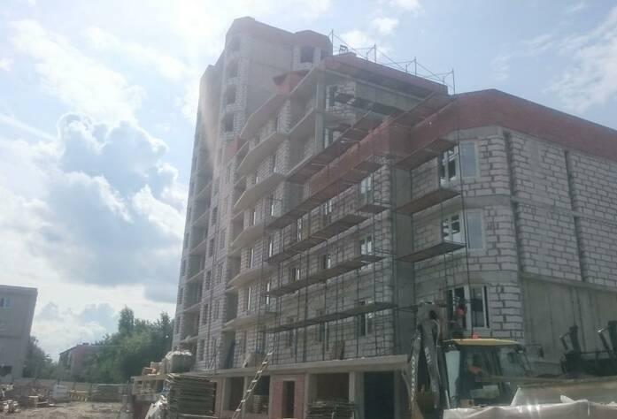 ЖК «SKAZKA»: ход строительства (23.07.15)