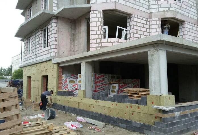 ЖК «SKAZKA»: ход строительства (01.09.15)