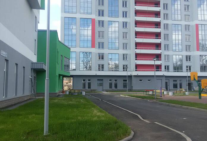 ЖК «Иван-да-Марья» (15.07.2015)