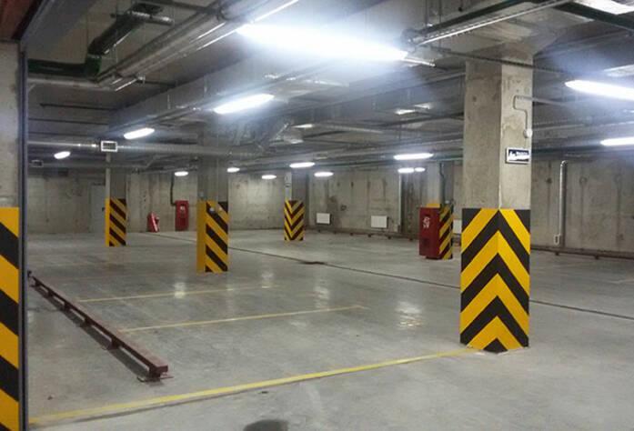 ЖК «Иван-да-Марья»: подземный паркинг (15.07.2015)