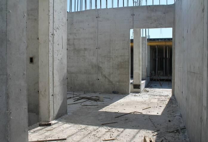 ЖК «O'Range»: ход строительства (август 2015)