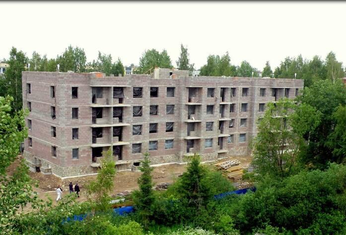 Жилой комплекс «Горбунки-2» (24.06.15)