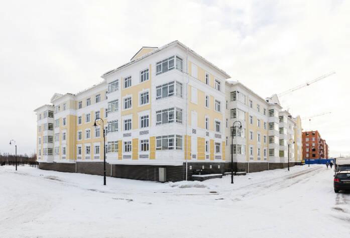 ЖК «Александровский» (январь 2015 г.)
