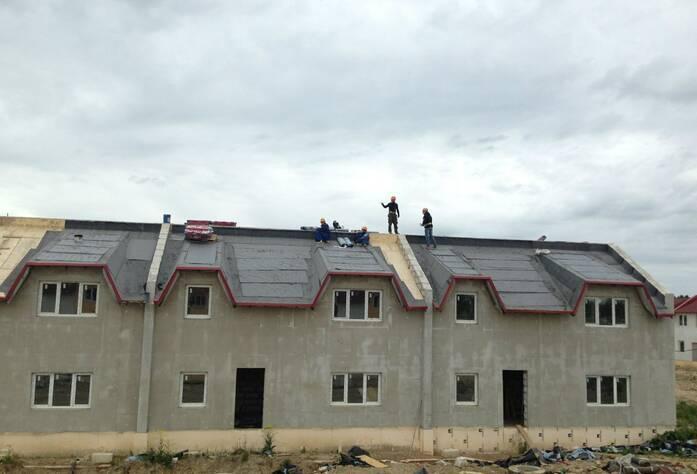 ЖК«Кивеннапа Юго-Запад»: ход строительства (сентябрь 2015)