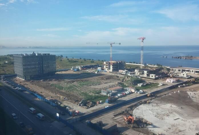 МФК «Лахта Плаза» (25.08.2015)