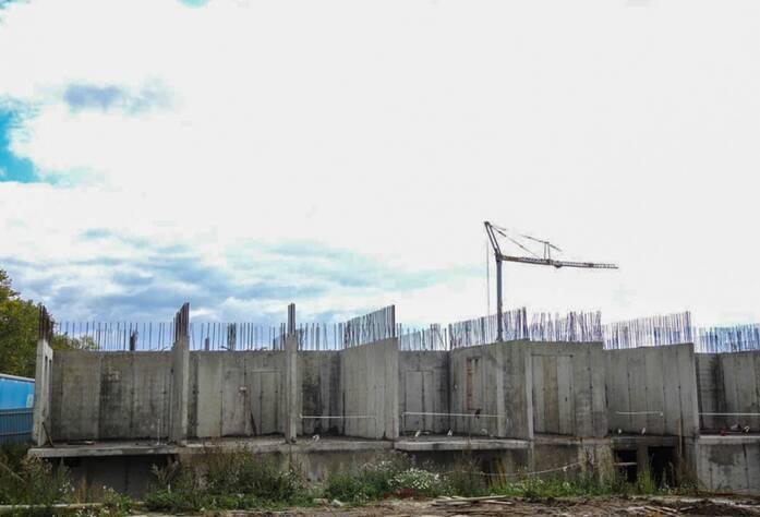 ЖК «Азбука»: ход строительства (сентябрь 2015)