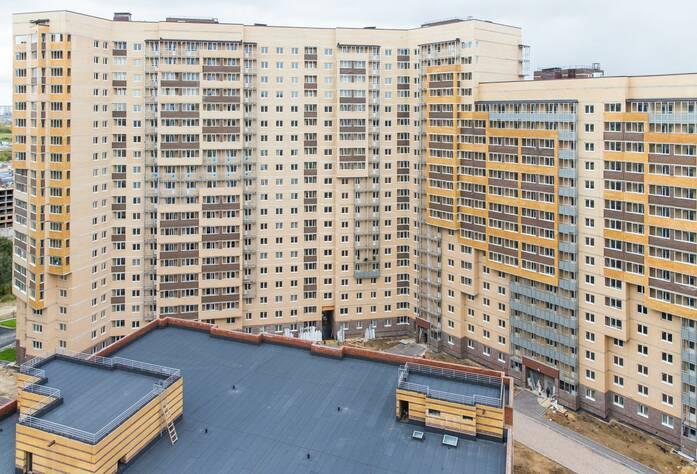 ЖК «Подкова»: ход строительства (октябрь 2015)