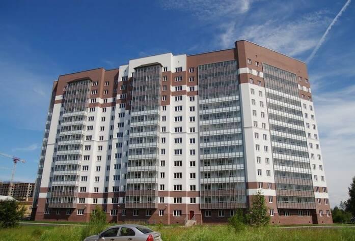 Жилой комплекс «Дом в микрорайоне 1А» (Корпус 1)