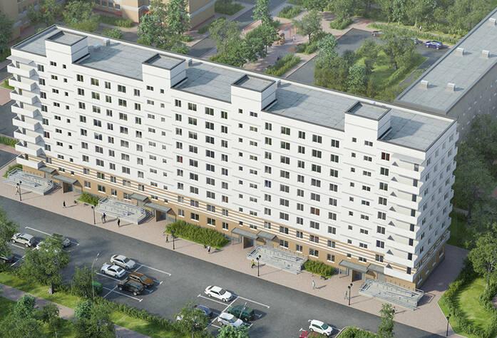 Жилой комплекс «Новый дом на Восточной»