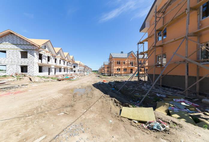 Коттеджный поселок «Шагрово» (02.07.2015)