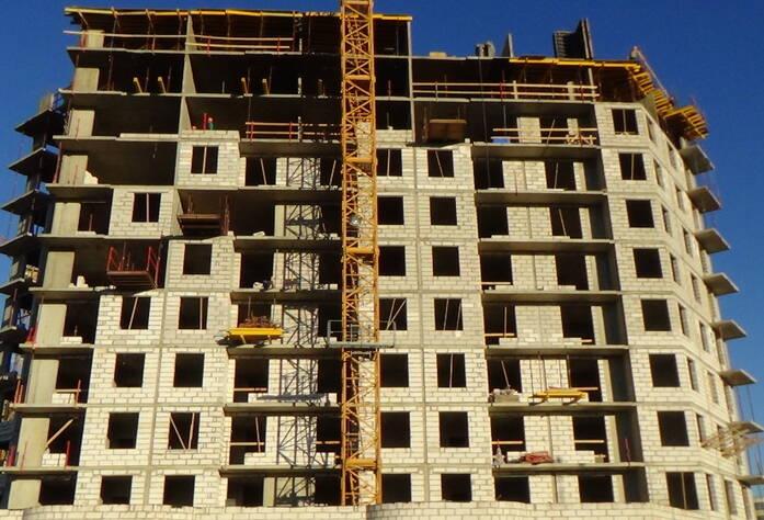 ЖК «Пифагор»: ход строительства (ноябрь 2015)