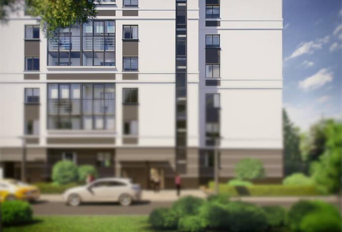 Жилой  комплекс «Зеленый Город» (визуализация)