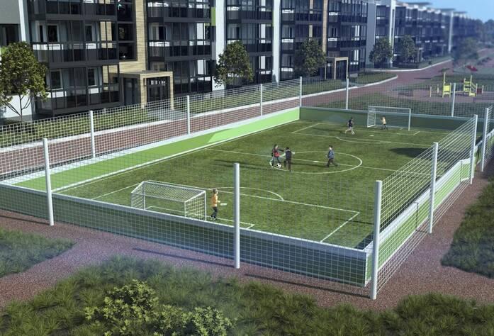 Жилой комплекс «Green Park»