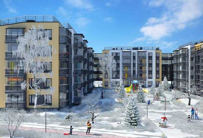 ЖК «Финский городок Юттери»