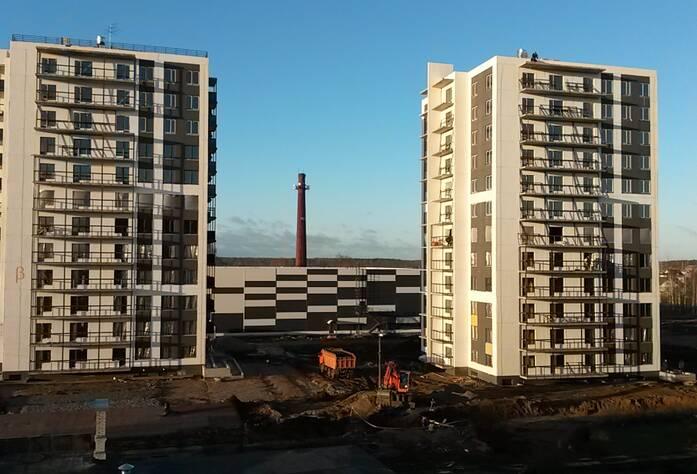 ЖК «Новоселье: городские кварталы». Квартал «Бета»: ход строительства (декабрь 2015)