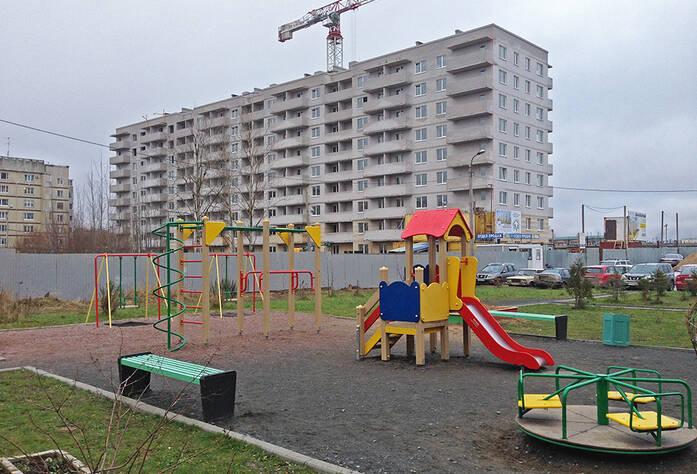 Жилой комплекс «Новый дом на Восточной»: ход строительства (декабрь 2015)
