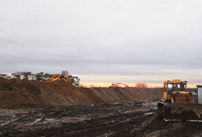 ЖК «Щеглово парк»: ход строительства (декабрь 2015)