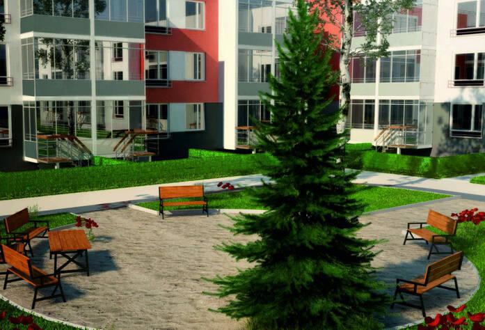 ЖК «Yolkki Village»