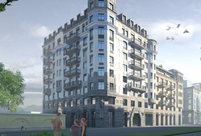ЖК «Щедрин. Резиденция у Таврического»