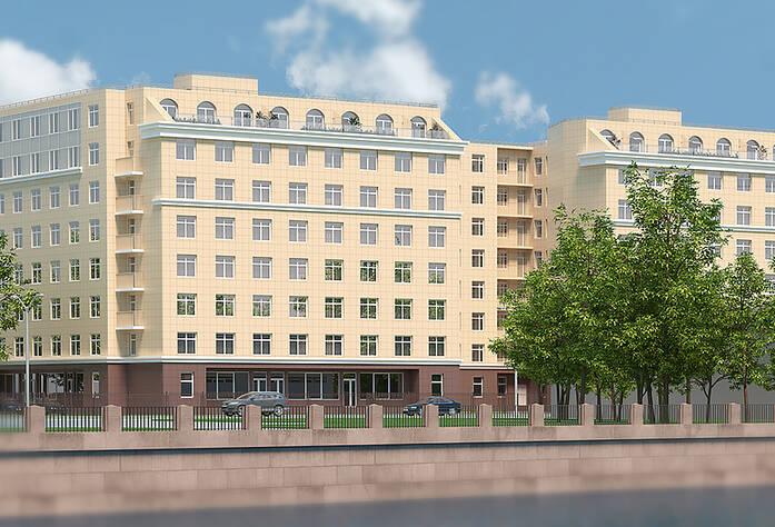 МФК «Елагин апарт»