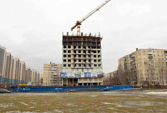 ЖК «Невский эталон» (февраль 2016)