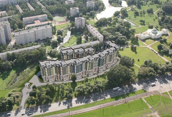 ЖК «Шереметьевский Дворец»