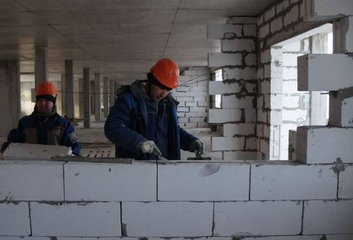 ЖК «Румболово-Сити»: строительные работы (дом 3)