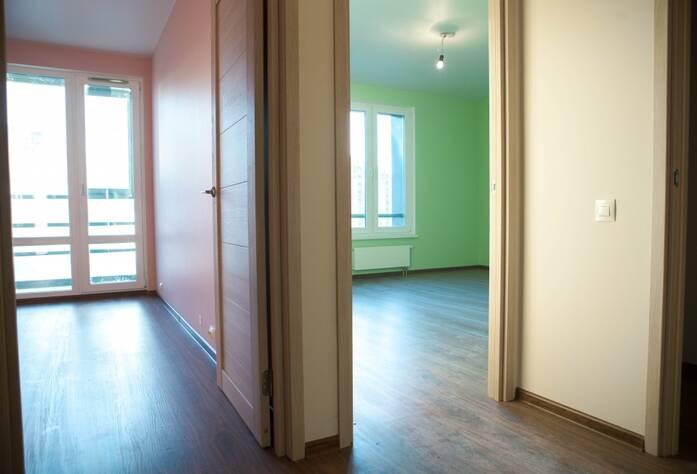 ЖК «LEGENDA на Оптиков, 34»: отделка квартиры (декабрь 2015)