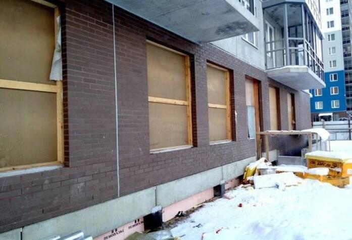 ЖК «Эланд»: ход строительства 6 корпуса (25.02.2016)