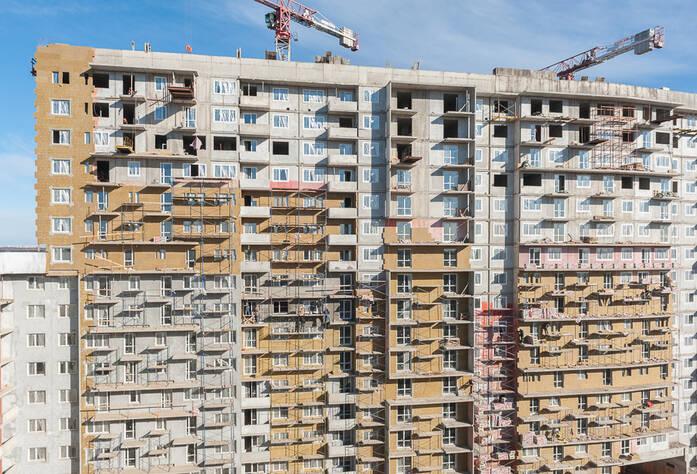 ЖК «Стереос»: ход строительства (март 2016)