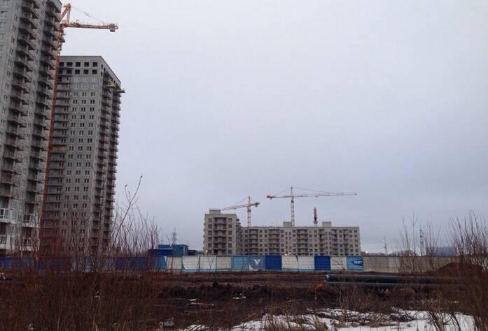 ЖК «Новоорловский» (13.03.2016)