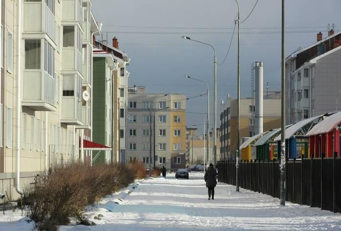 ЖК «Славянка» (24.02.2016)