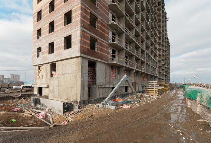 ЖК «Алфавит»: ход строительства (15.03.2016)
