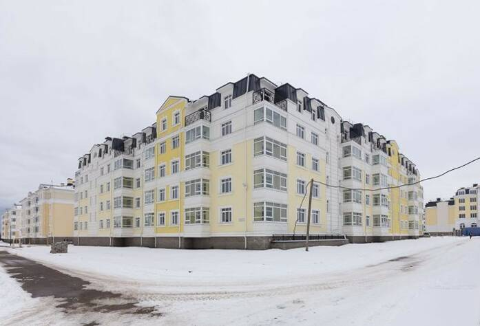 ЖК «Александровский»: II очередь (март 2016 г.)