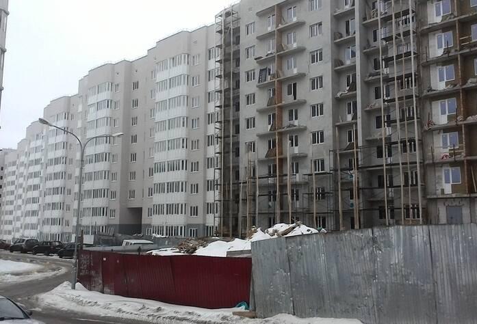ЖК «Гармония ход строительства III очереди