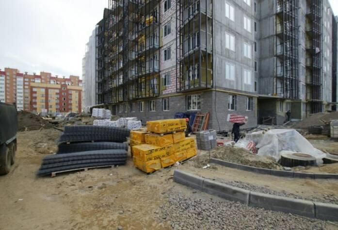 ЖК «Брусничный»: ход строительства